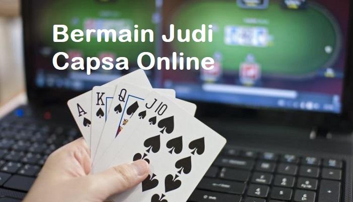 Bermain Judi Capsa Online